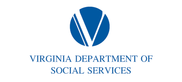 Virginia Department of Social Services Logo